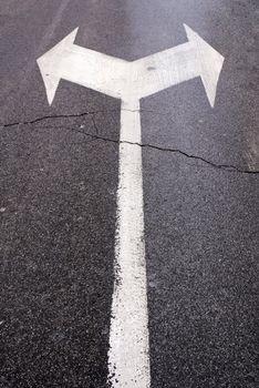 Choice sign