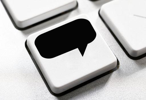 Speech button