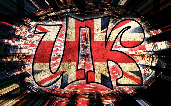 UK sign