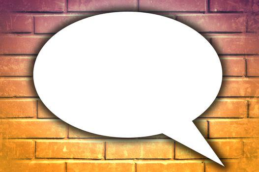 Speech on bricks