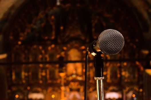 Church mic
