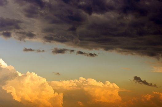 Good and bad clouds