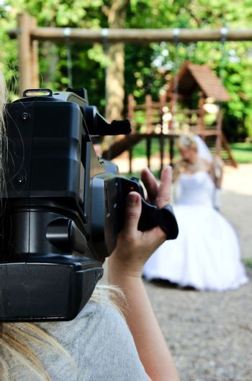 Wedding recording