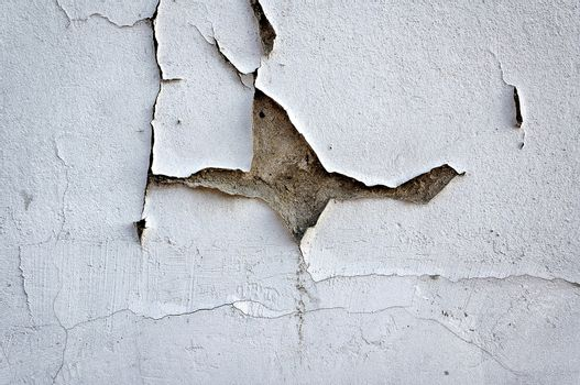 Crack wall