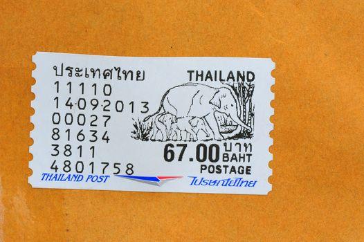 Thailand Postage Stamp