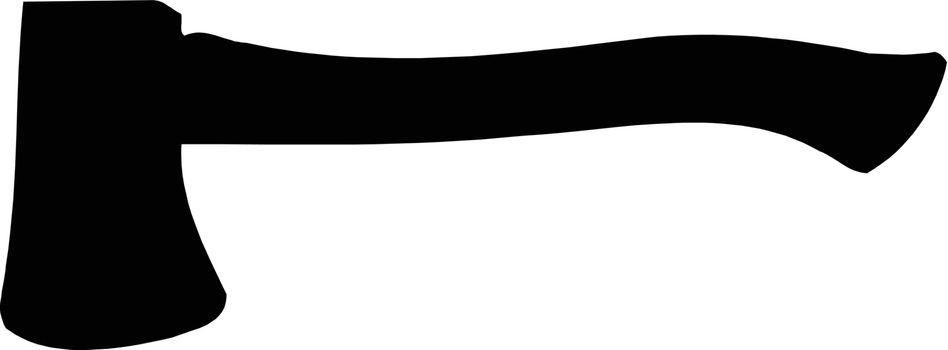 Ax Silhouette