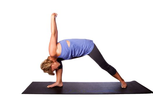 Yoga exercise for mental Health