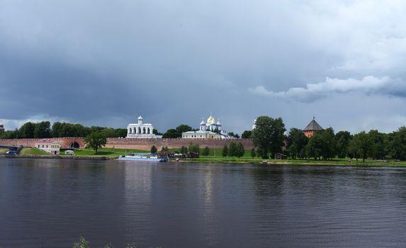 Kremlin in Veliky Novgorod