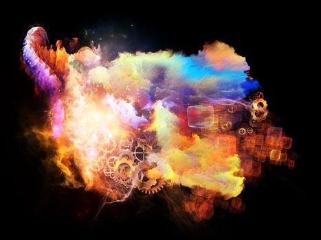 Design Nebulae Backdrop