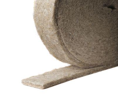 Flax insulation
