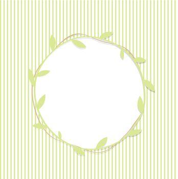Vitality Green Frame