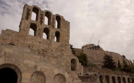 Famous Acropolis