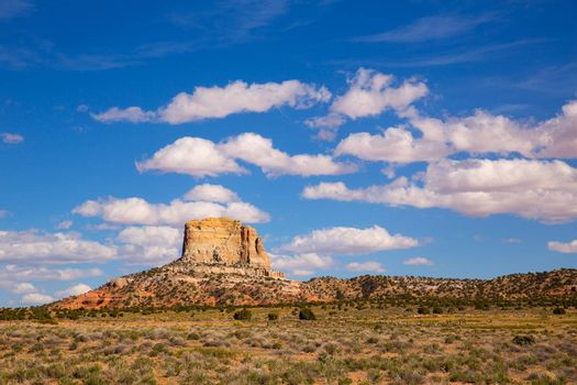 Arizona desert on US 89 Random Square Butte