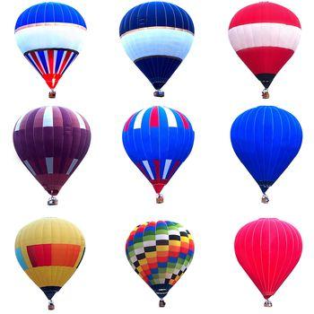Hot air balloon collections