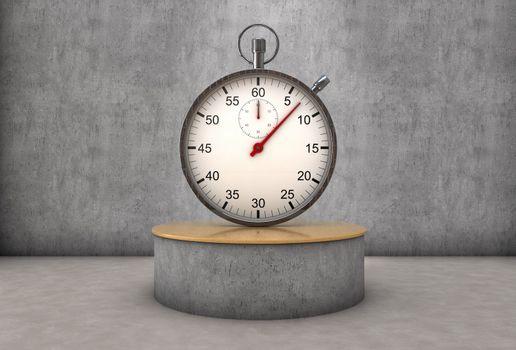 Clock exhibition