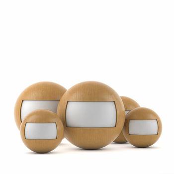 Spheres advertise