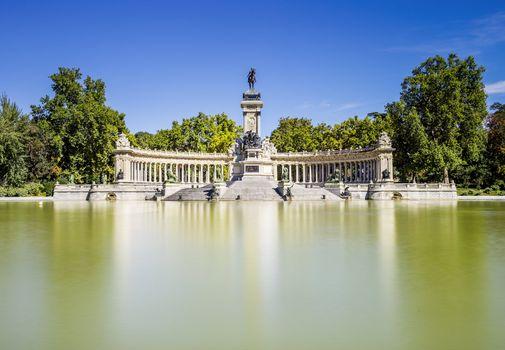 Madrid city, Spain