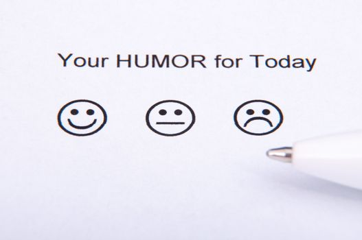 Daily humor test