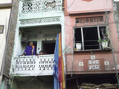 Slum Housing - Udaipur - India