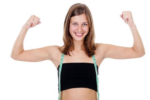 Female stronger