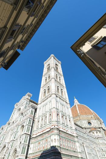 Tower of cathedral of florence