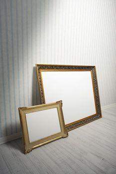 Baroque frames
