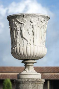 Sculpture in Pisa
