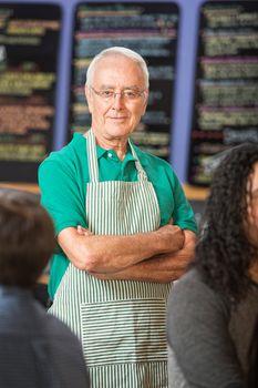 Senior Coffee House Owner