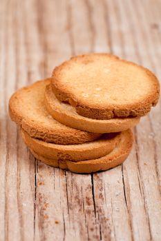 snack crackers stack