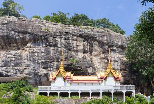 Wat phrabuddhachay Saraburi, Thailand