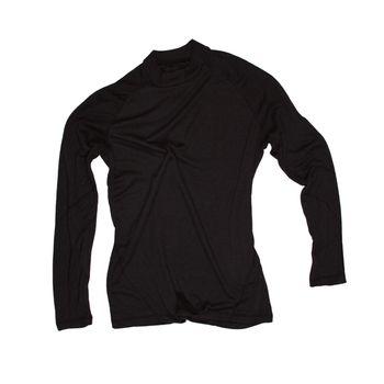 black turtleneck