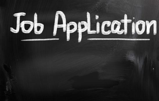 Job Application Concept