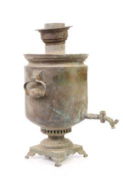 Old vintage samovar