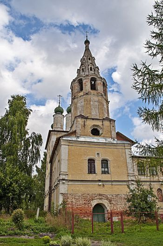 Holy Archangel Church in Tutaev