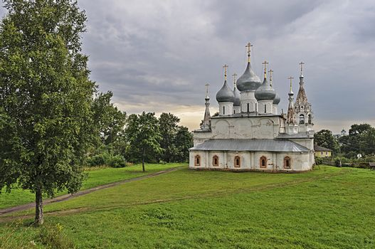 Holy Cross Cathedral in Tutaev