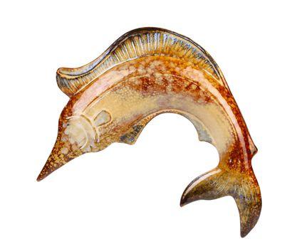 Ceramics fish.