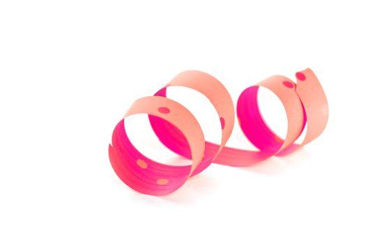 pink ribbon serpentine
