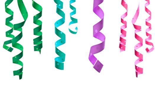 multicolored serpentine