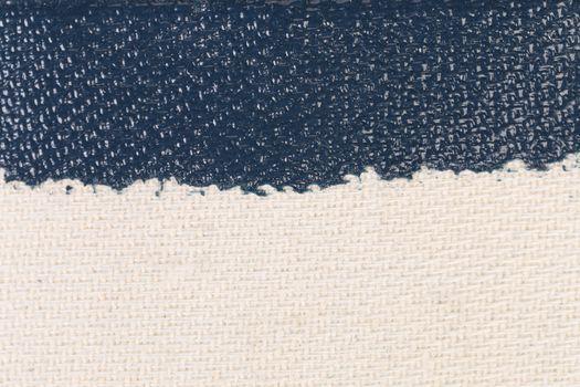 Background of mackintosh and fabric. Horizontal.