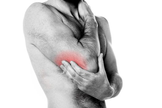 Sports injury - Pain in the elbow