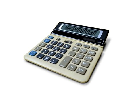 Calculator with Dual Power Function