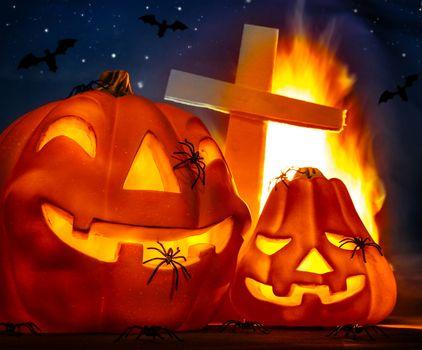 Mysterious Halloween night