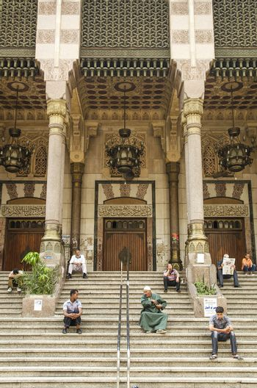 men in cairo egypt