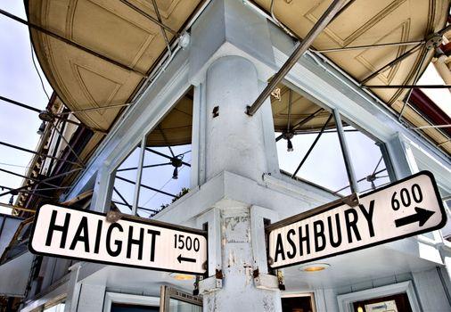 Haight Ashbury California
