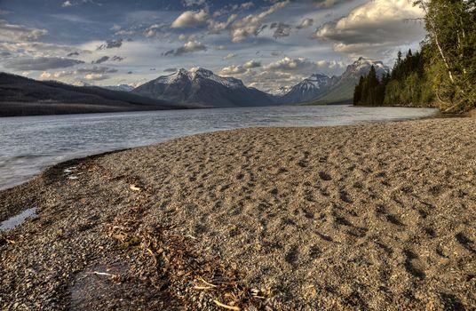 Majestic Glacier National Park
