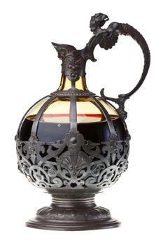 Antique wine jug
