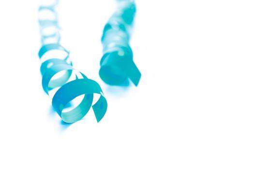 blue serpentine