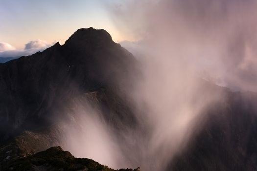 Yushan Main Peak