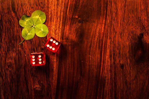 Lucky dice gamling