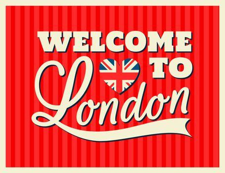 London Greeting Card